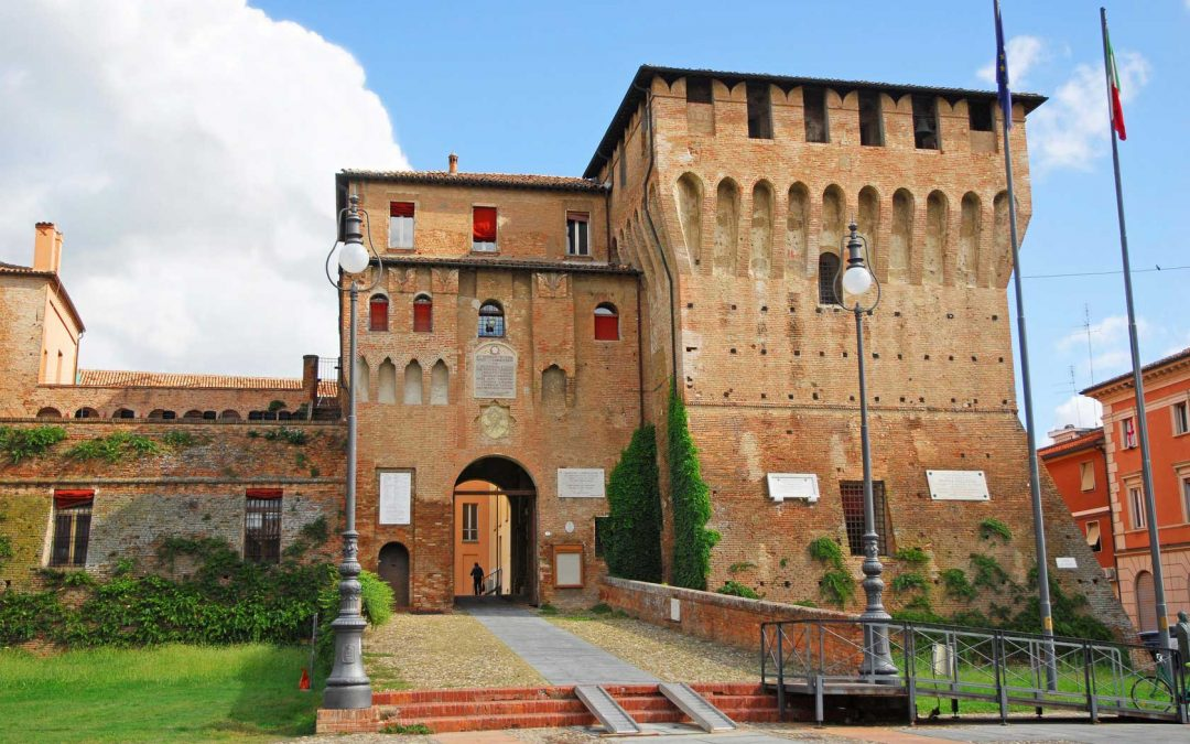 Museo Baracca, Rocca di Lugo