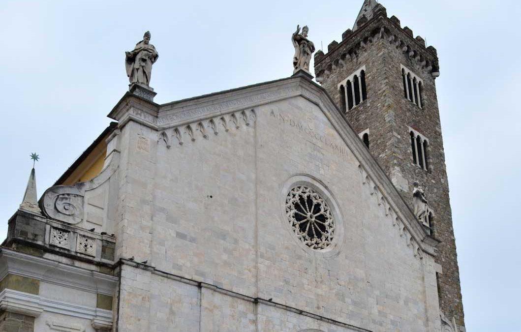 Abside di Santa Maria Assunta, Sarzana