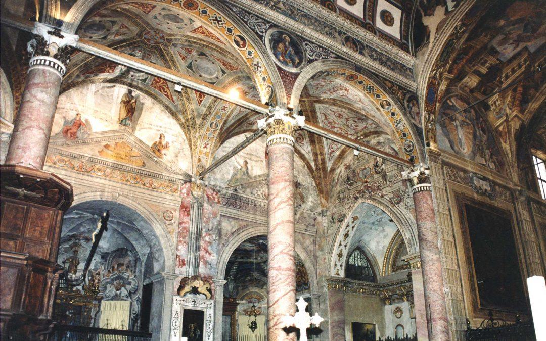 Santa Maria in Valvendra, Lovere